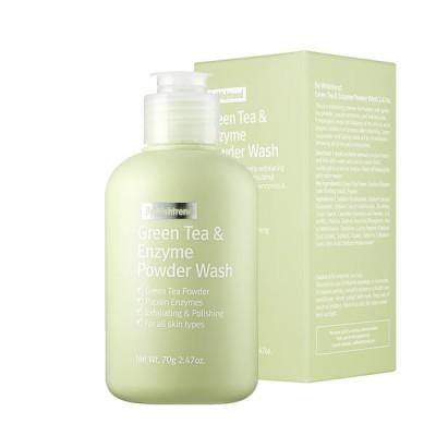 Энзимная пудра для умывания WISHTREND Green Tea & Enzyme Powder Wash