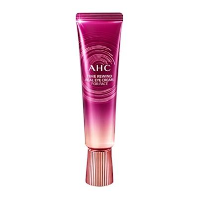 Антивозрастной крем для век A.H.C Time Rewind Real Eye Cream For Face - 12 мл