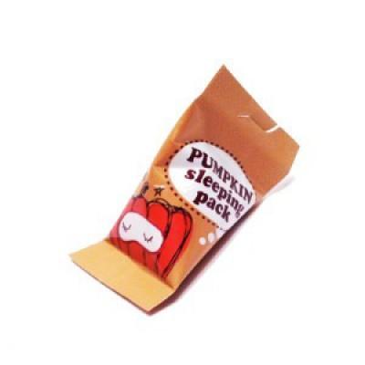 Ночная маска с экстрактом тыквы TOO COOL FOR SCHOOL Pumpkin Sleeping Pack - 2 г