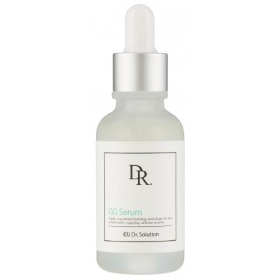 Увлажняющая сыворотка для чувствительной и сухой кожи СUSKIN Dr.Solution GG Serum - 30 мл
