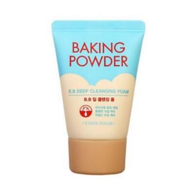 Содовая пенка для умывания ETUDE HOUSE Baking Powder BB Deep Cleansing Foam Tube