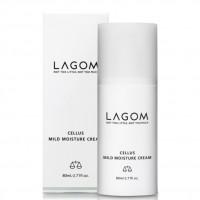 Увлажняющий легкий крем LAGOM Cellus Mild Moisture Cream - 80 мл