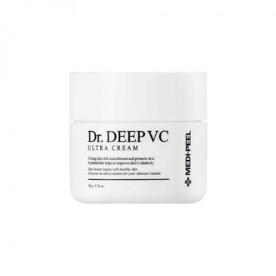 Питательный крем с витаминным комплексом и коллагеном MEDI-PEEL Dr. Deep VC Ultra Cream - 50 г