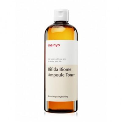 Тонер с бифидобактериями MA:NYO Bifida Biome Ampoule Toner - 400 мл
