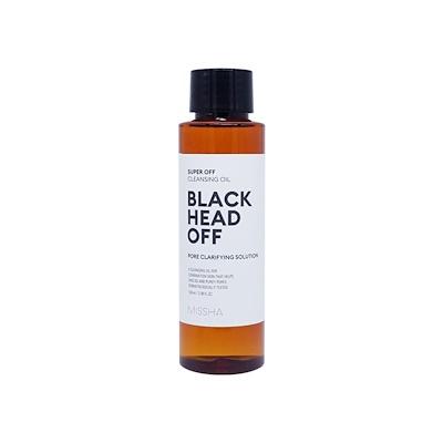 Глубокоочищающее гидрофильное масло MISSHA Super Off Cleansing Oil Blackhead Off - 100 мл