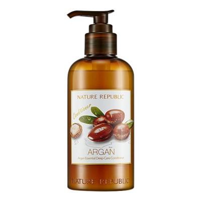 Кондиционер для волос с маслом арганы NATURE REPUBLIC Argan Essential Deep Care Conditioner