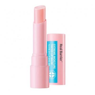 Зволожуючий бальзам для губ REAL BARRIER Extreme Moisture Tinted Lip Balm
