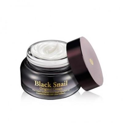 Крем для лица с черной улиткой SECRET KEY Black Snail Original Cream