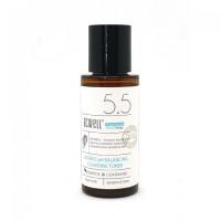 Увлажняющий балансирующий тонер с экстрактом лакрицы ACWELL Licorice pH Balancing Cleansing Toner - 30 мл