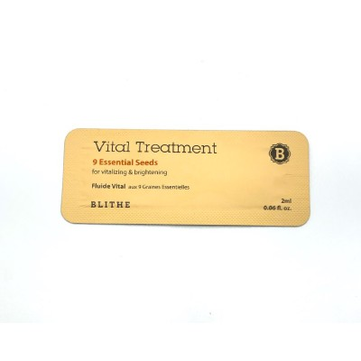 Эссенция для лица на основе масел BLITHE VItal Treatment 9 Essential Seeds - 2 мл