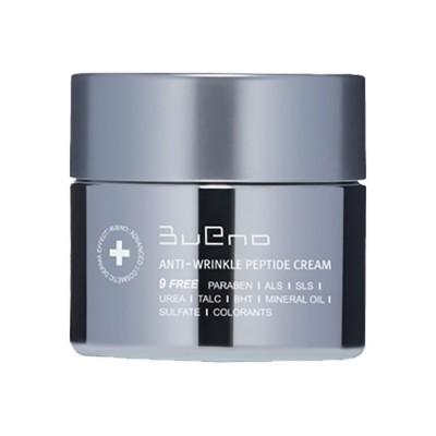 Антивозрастной омолаживающий крем с пептидами и факторами роста BUENO Anti-Wrinkle Peptide Cream - 80 мл