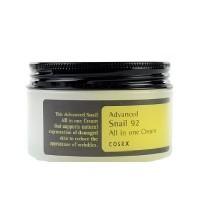 Улиточный крем для лица COSRX Advanced Snail 92 All In One Cream