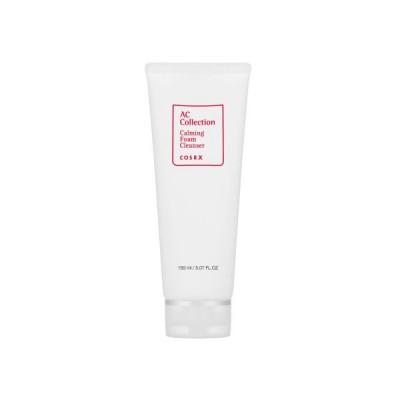 Очищающая пенка для проблемной кожи COSRX AC Collection Calming Foam Cleanser