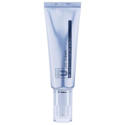 Мультифункциональный капсульный СС-крем CUSKIN Vitamin U CC Cream - 45 мл (SPF 38+, PA+++)