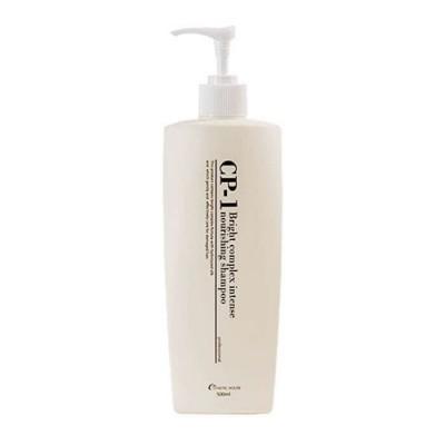 Бессульфатный шампунь с протеинами ESTHETIC HOUSE CP-1 Bright Complex Intense Nourishing Shampoo - 500 мл