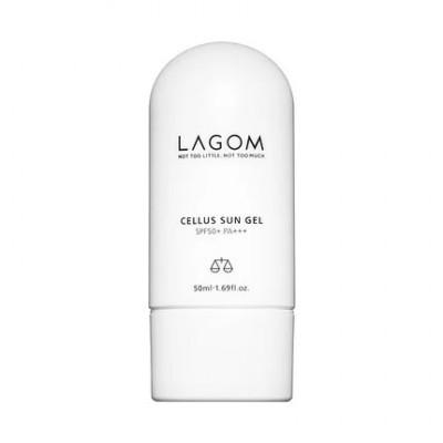 Гель с высокой степенью солнцезащиты LAGOM Cellus Sun Gel - 50 мл