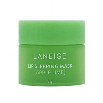 Ночная маска для губ с ароматом яблока и лайма LANEIGE Lip Sleeping Mask Apple Lime - 8 г
