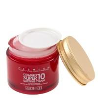 Ночной крем с коллагеном MEDI-PEEL Collagen Super 10 Sleeping Cream