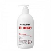 Шампунь для укрепления волос с пептидами MEDI-PEEL Led Therapy Shampoo - 500 мл