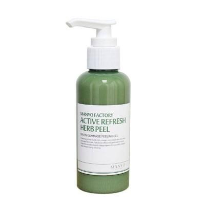 Обновляющая травяная пилинг-скатка MA:NYO Active Refresh Herb Peel