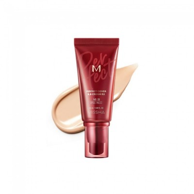ББ крем MISSHA M Perfect Cover BB Cream RX Color 23 - 50 мл
