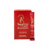 Восстанавливающий шампунь с аминокислотным комплексом MASIL 3 Salon Hair CMC Shampoo - 8 мл