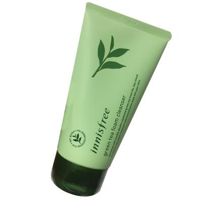 Пенка для умывания с зеленым чаем INNISFREE Green Tea Foam Cleanser - 150 мл