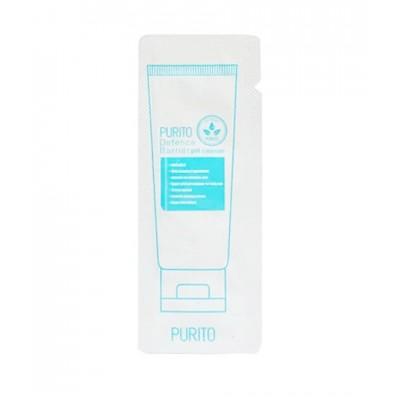 Очищающий гель PURITO Defence Barrier pH Cleanser - Пробник