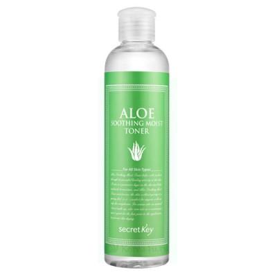 Органический тонер для лица SECRET KEY Fresh Nature Toners - Aloe