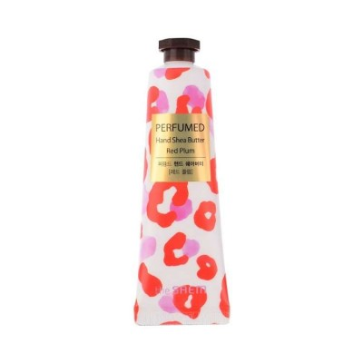 Крем для рук THE SAEM Perfumed Hand Shea Butter - Red Plum